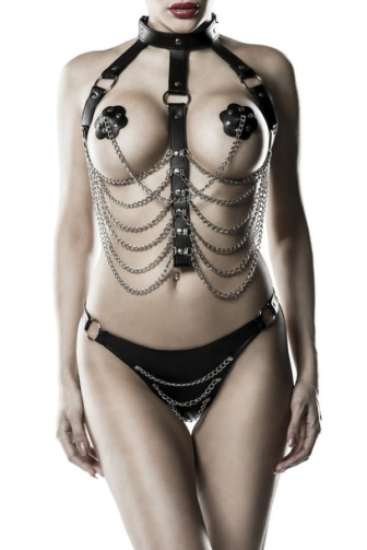 three-part Harness Set by Grey Velvet