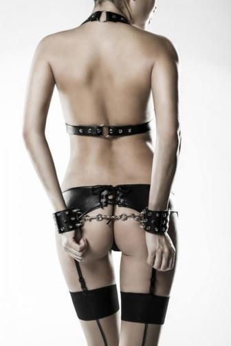 6-piece Suspender-Set