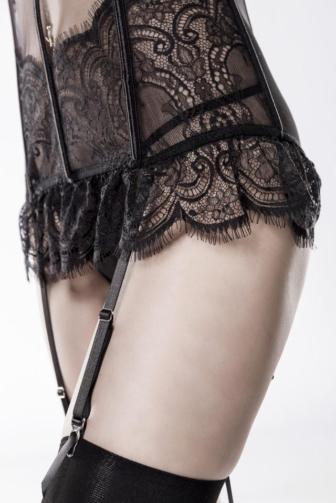 2-piece corsage set by Grey Velvet