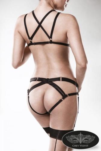 3-piece bandage set by Grey Velvet