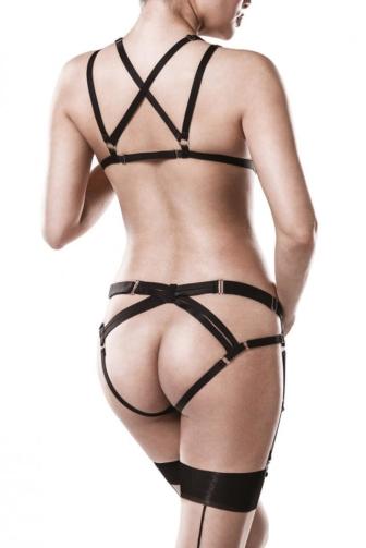 three-part Bandage Set by Grey Velvet