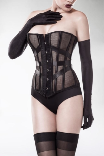 3-piece erotic set by Grey Velvet