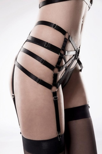3-piece Harness Set by Grey Velvet