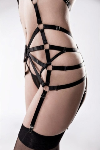 2-piece Harness Set by Grey Velvet