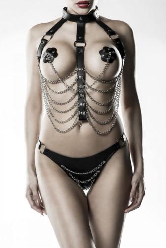 three-part Harness Set by Grey Velvet