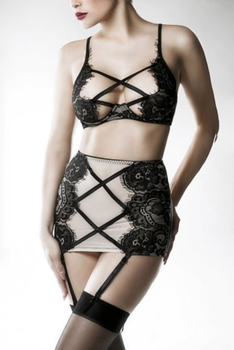 three-part Lingerie Set by Grey Velvet