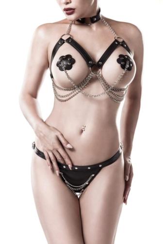 three-part Erotic Set by Grey Velvet