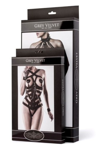 four-part Body Set by Grey Velvet