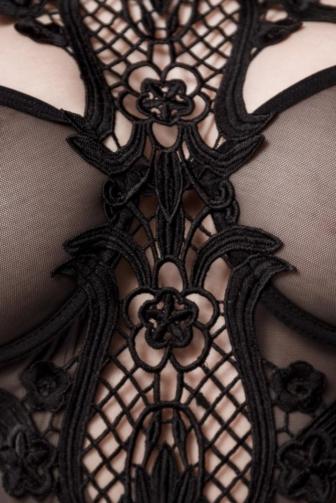 lingerie set by Grey Velvet
