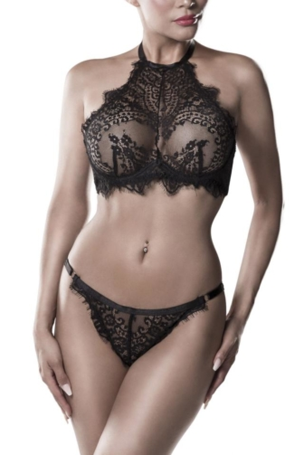 Bra set from Grey Velvet